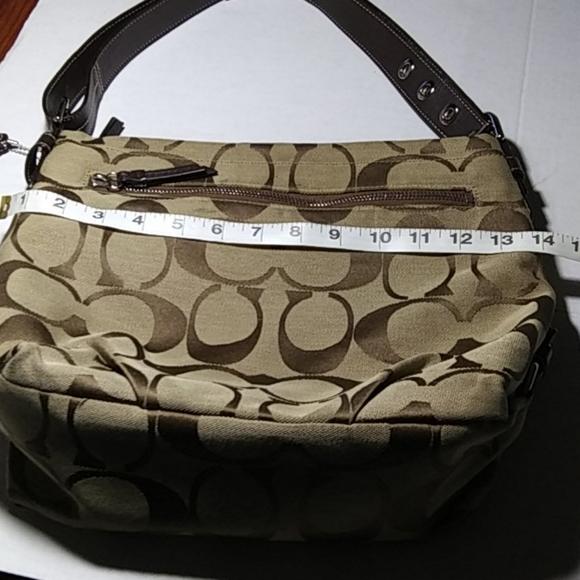 Coach signature purses